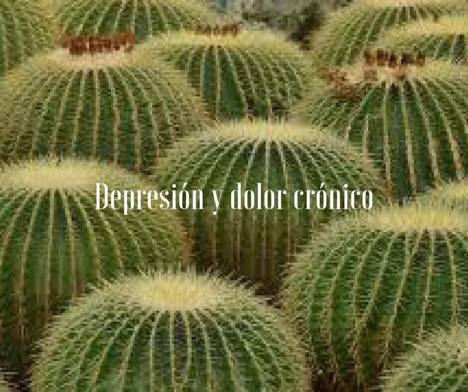 Depresión y dolor crónico